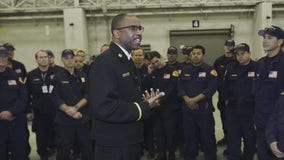 From fighting fires to fighting racism, a conversation with LA County Fire Chief Osby
