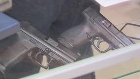 Gun sales soar amid COVID-19 pandemic