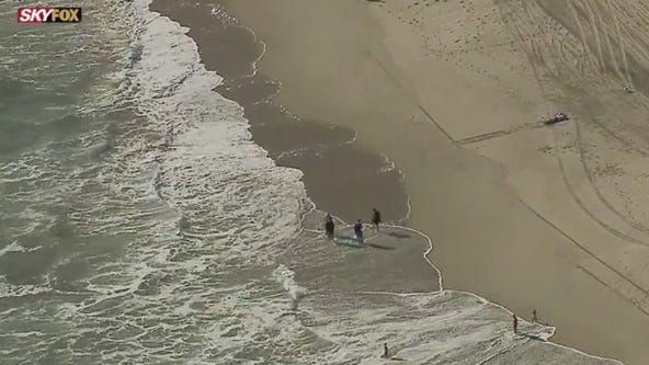 Southern California beaches reopen after holiday weekend closures as coronavirus cases surge