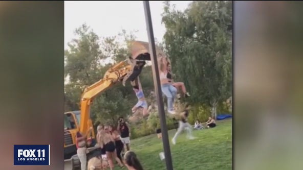 Calabasas mayor outraged after YouTube star Jake Paul throws weekend mansion party