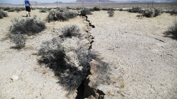 Study suggests risk of big San Andreas earthquake has increased