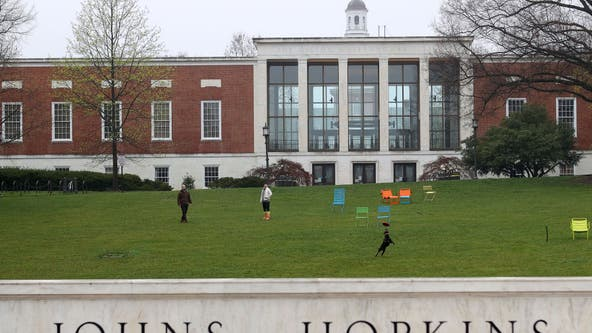 Noose found at Johns Hopkins University construction site