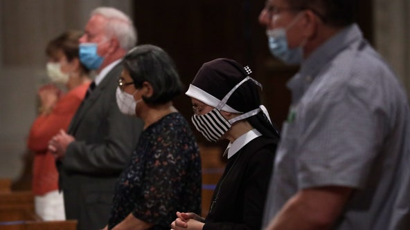 Outrage after California bans singing in churches amid coronavirus pandemic