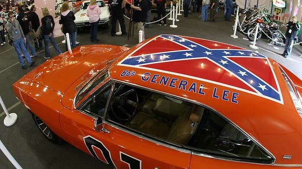 Illinois museum says 'Dukes of Hazzard' car with Confederate flag to stay