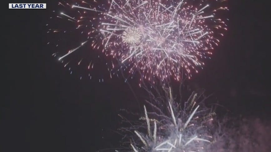 Lancaster planning fireworks show in defiance of LA County officials