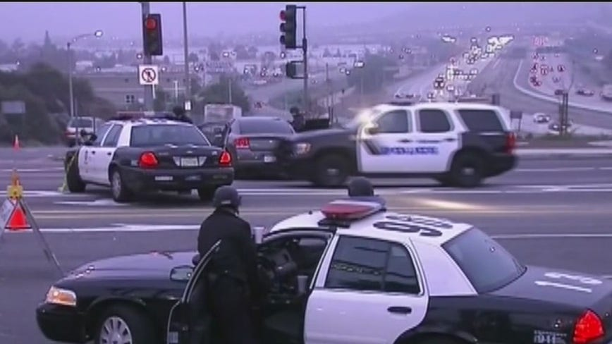 LAPD investigates 'Blue Flu' allegations after higher than normal sick calls