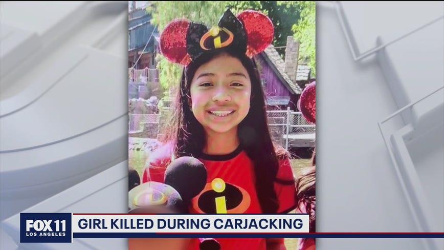 LASD investigating carjacking, girl's killing in Pico Rivera