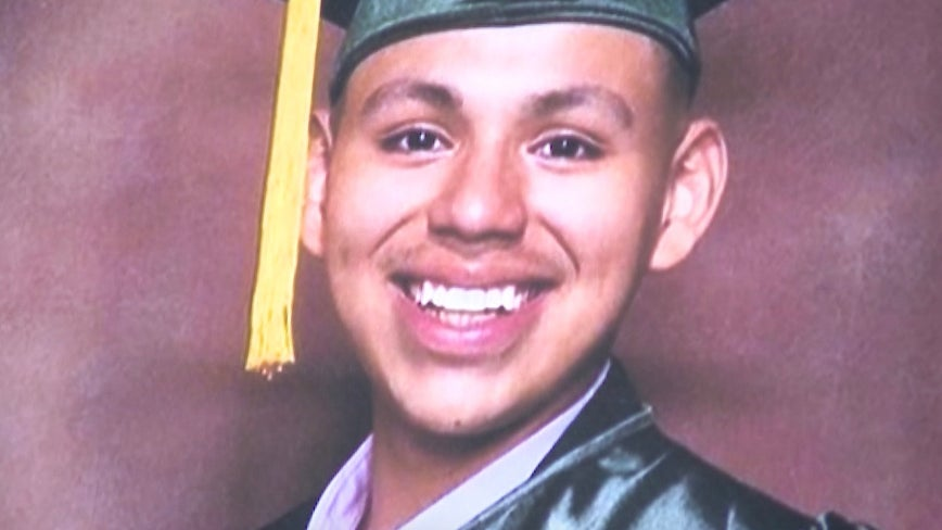 Andres Guardado was shot in the back five times by sheriff's deputy, family autopsy finds