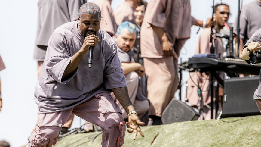 Kanye West says he'd model his administration after Wakanda government from 'Black Panther'