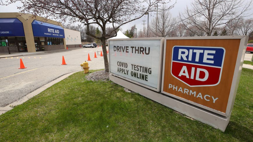 Rite Aid opening new drive-thru COVID-19 testing sites in LA and Orange counties
