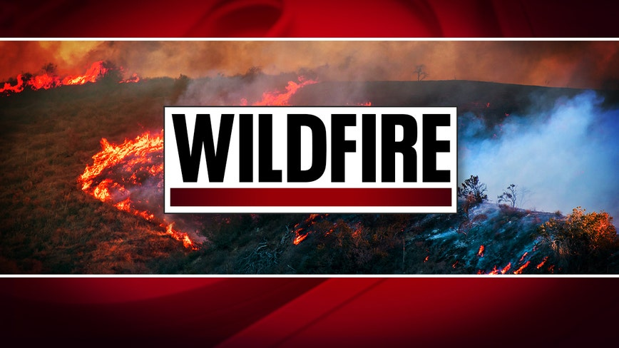 Firefighters working to contain 200-acre 'Fort Fire' near Lebec
