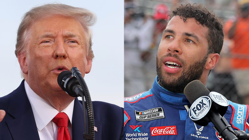 Trump suggests NASCAR's Bubba Wallace should apologize for noose 'hoax'