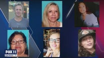 Two of the six hikers missing in Idyllwild over the last five months have been found