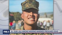 18 year old from Corona among missing Marines presumed dead