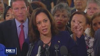 Biden chooses Kamala Harris as VP