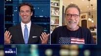 The Issue Is Podcast: An exclusive with Arnold Schwarzenegger