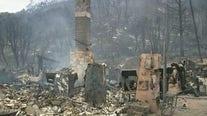 Massive brush fire burns near Lake Hughes; zero containment reached