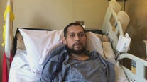 East LA man survives horrid battle from COVID-19