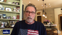 Arnold Schwarzenegger says California may have re-opened too quickly