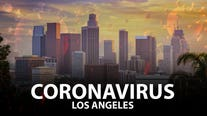 Virus transmission up slightly In LA County; Case numbers under close watch