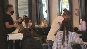 Some California salons reopen in defiance of Gov. Newsom's closures during pandemic