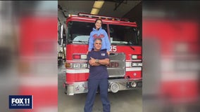 FBI assisting in investigation of veteran LAFD firefighter after going missing in Mexico