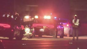 Search underway for gunman who shot man to death while driving on 405 Freeway in Seal Beach
