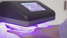 Company develops device that detects contaminants after hand-washing