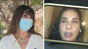 Two sisters half a world apart share their story about the massive Beirut explosion