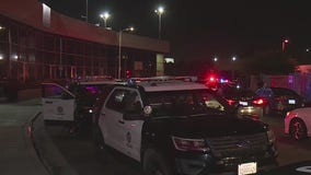 5 shot outside large warehouse party in Harbor Gateway neighborhood