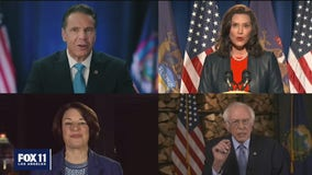 Republican, Democrat and Nonpartisan voters weigh in on DNC