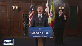 Garcetti signs order to make city services more available remotely amid COVID-19 pandemic