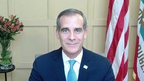 Mayor Garcetti describes process of helping Biden choose Harris as his running mate