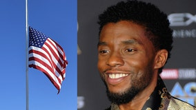 South Carolina governor orders flags at half-staff after loss of Chadwick Boseman