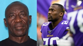 NFL player arrested on battery charge after leaving training camp to search for missing father in Florida