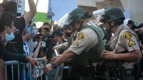 L.A. Sheriff Villanueva raises concerns about deputy masks; blasts inspector general