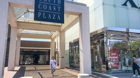 South Coast Plaza reopens in Costa Mesa