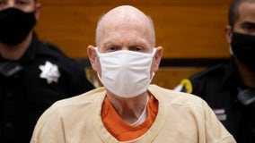 Families get closure as Golden State Killer is sentenced to life