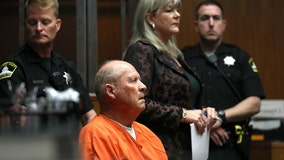 Golden State Killer faces his victims before sentencing