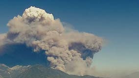 Unhealthy air quality expected in parts of Inland Empire due to wildfires