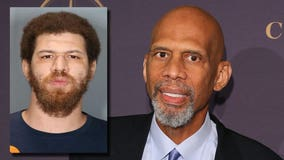 Kareem Abdul-Jabbar's son charged with stabbing neighbor in San Clemente over trash cans