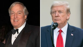Trump eyes White House funeral service for his brother, Robert