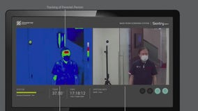 Thermal imaging cameras becoming 'new normal' to screen crowds