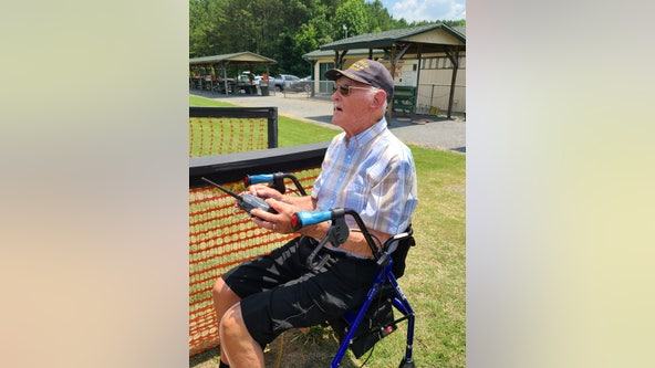 Cobb County WW2 veteran celebrating 101st birthday