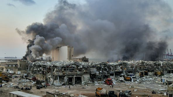 Documents show warnings raised for years over explosive chemicals at Beirut port