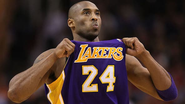 OC supervisors approve Aug. 24 as Kobe Bryant Day