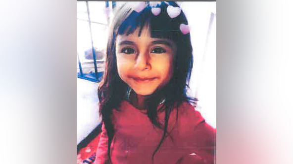LAPD asks for public's help locating missing 7-year-old girl