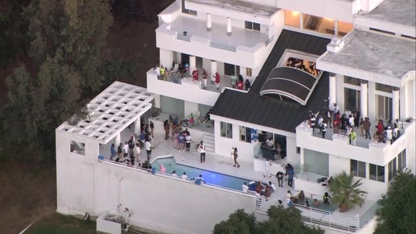 Woman killed, several others injured after gunfire erupts at Beverly Crest mansion party