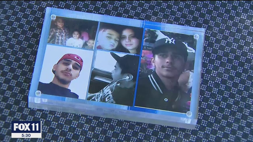 Local mothers grieve sons' lives lost  to police brutality