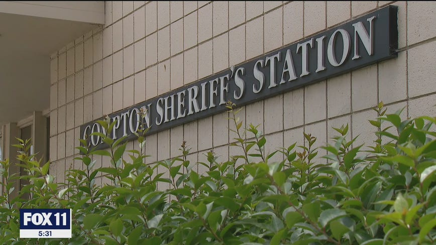 City of Compton asking for state and federal investigations into the city's sheriff's station